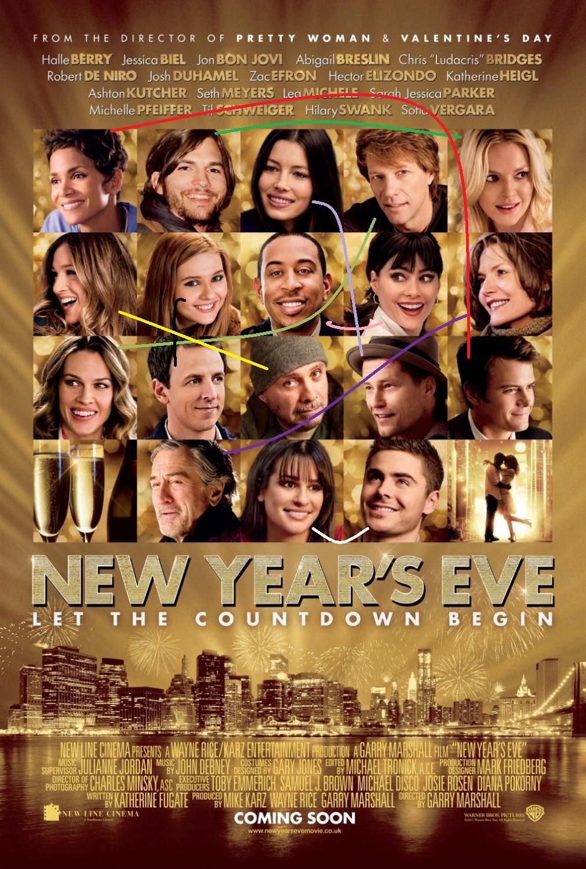 New years eve старый новый год